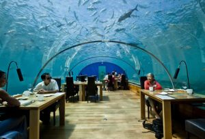 Hotel sottomarino