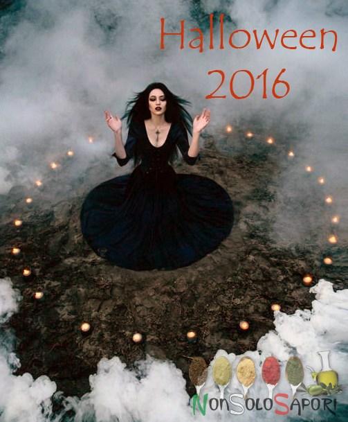 Festa di Halloween, mistero e cucina